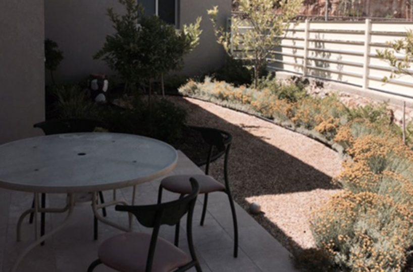 דירת גן ברחוב מבוקש ברעננה